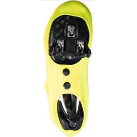 veloToze Silicone Snap Overshoes Men, amarillo